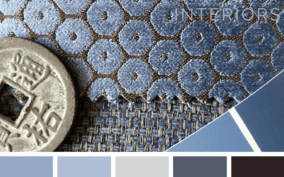 Feng Shui Paint Color Palette for Your Career Prospects Area