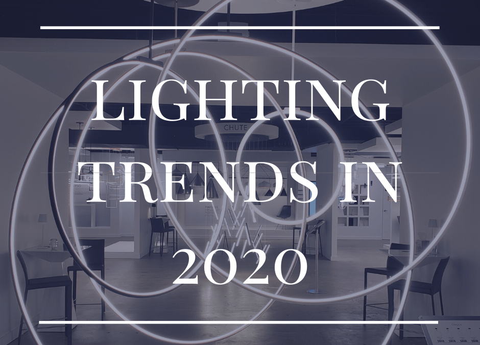 Lighting Trends in 2020