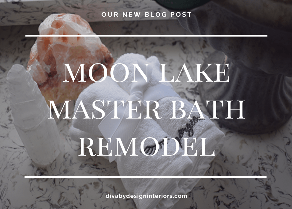 Moon Lake Master Bath Remodel