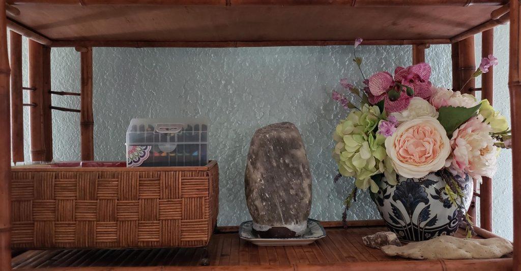 home office shelf decor best mcallen interior decorator
