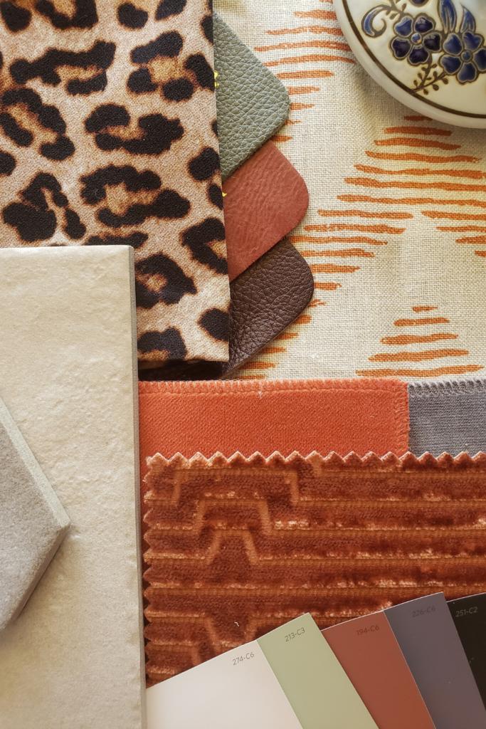 how to choose a color palette for your home best harlingen interior designer