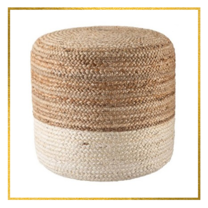 feng shui your front door seagrass pouf diva by design weslaco texas