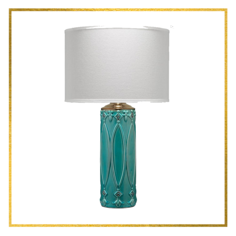 Jamie Young Tabitha Table Lamp feng shui your front door diva by design