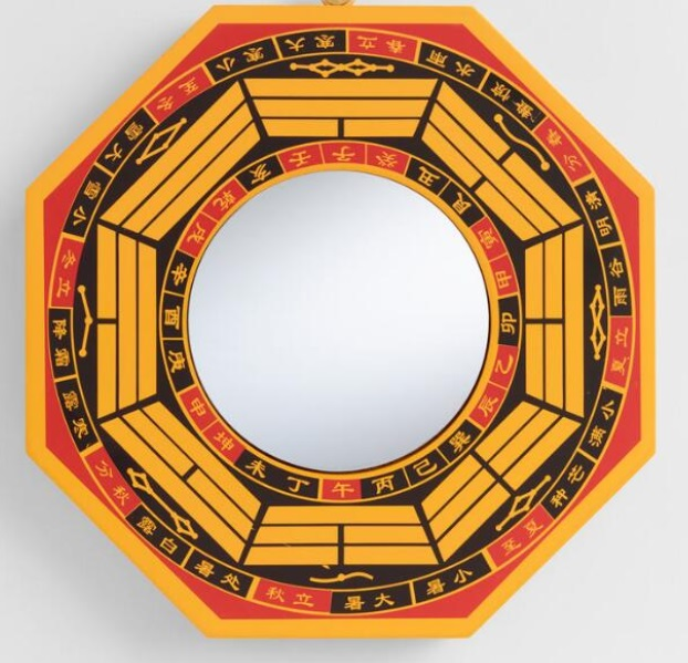 bagua mirrors for good feng shui outside harlingen interior decorator diva by design