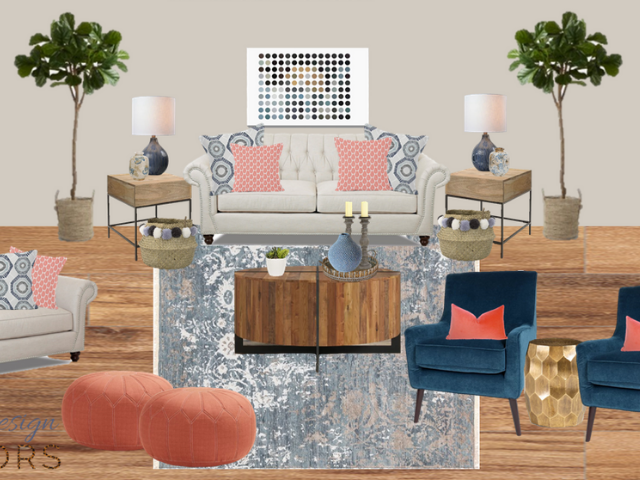 DIY Mood Board example from Diva by Design
