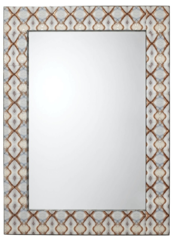 rectangle mirror for good feng shui dining room brownsville interior decorator