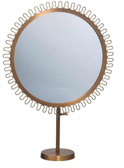 small standing mirrors for good feng shui diva by design harlingen interior decorator