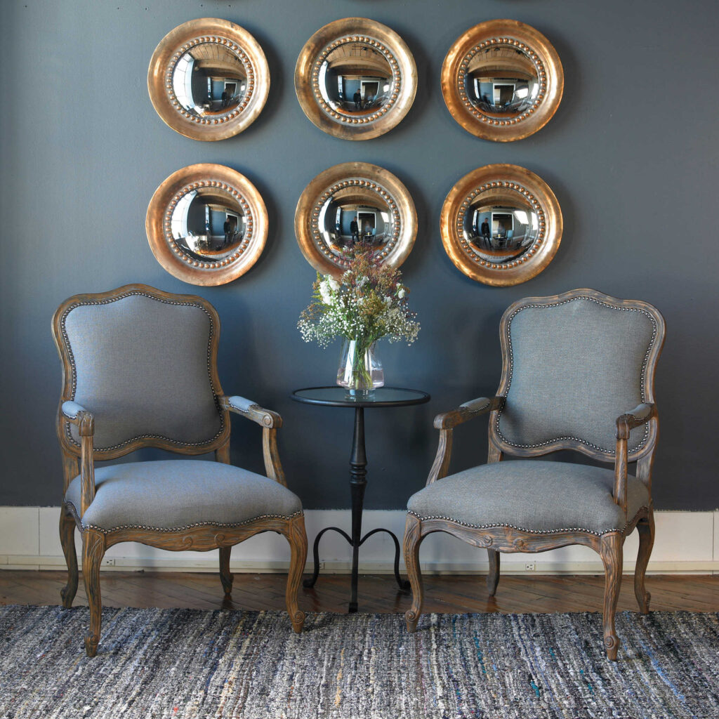 convex mirrors for good feng shui brownsville interior decorator diva by design