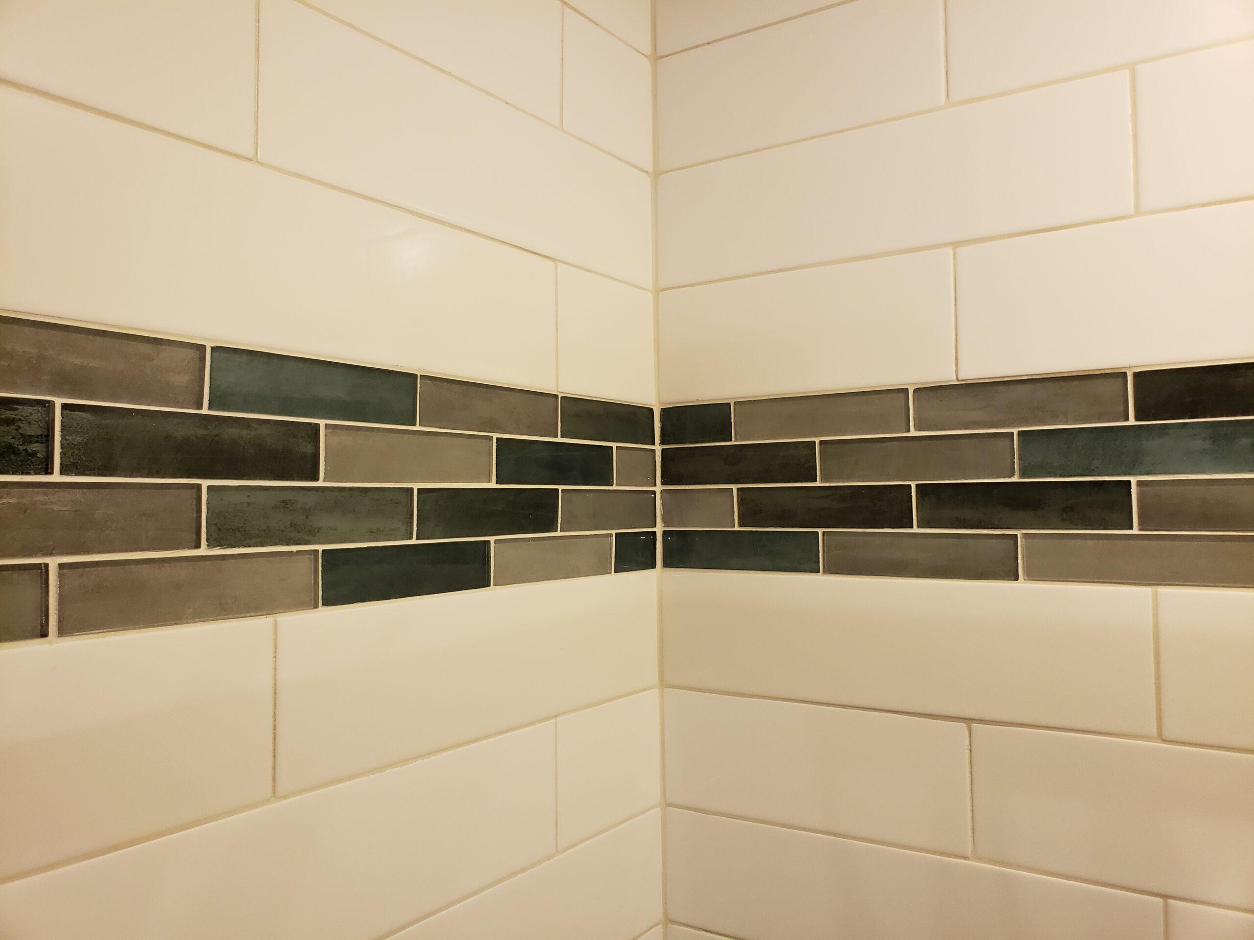 modern farmhouse bathroom shower materials selection service diva by design harlingen interior designer 78550 treasure hills