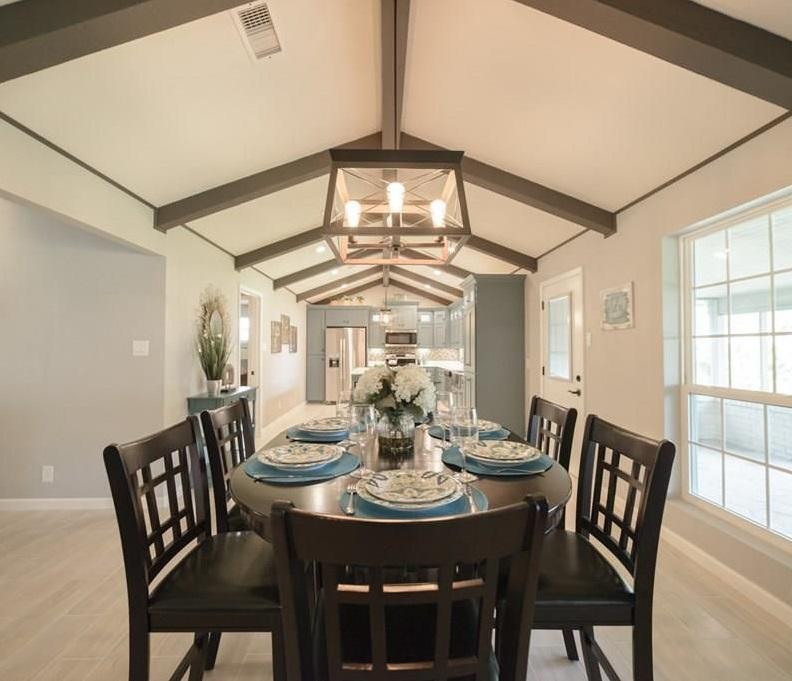 dining room materials selection service diva by design harlingen interior designer 78550 treasure hills