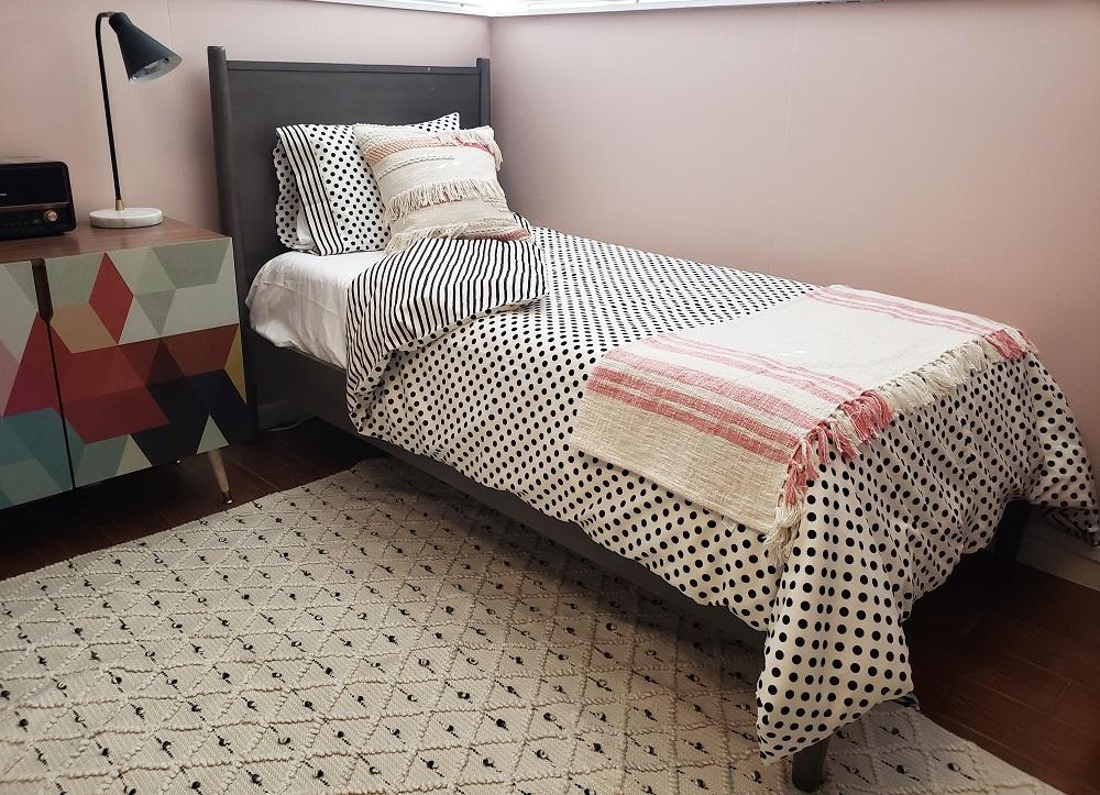 teen girl mcm bedroom decor diva by design harlingen interior designer